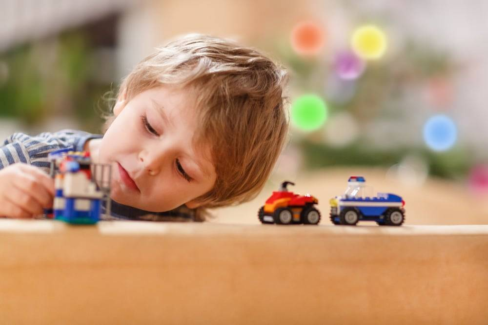 Developmental delays and occupational therapy