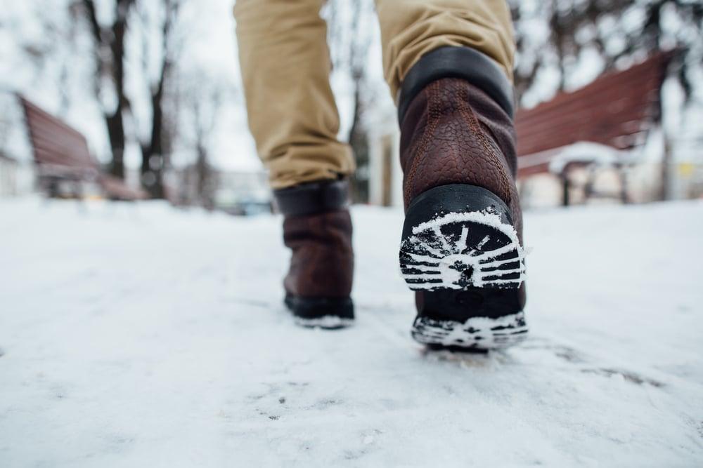 Les risques de chute en hiver: Savoir se protéger