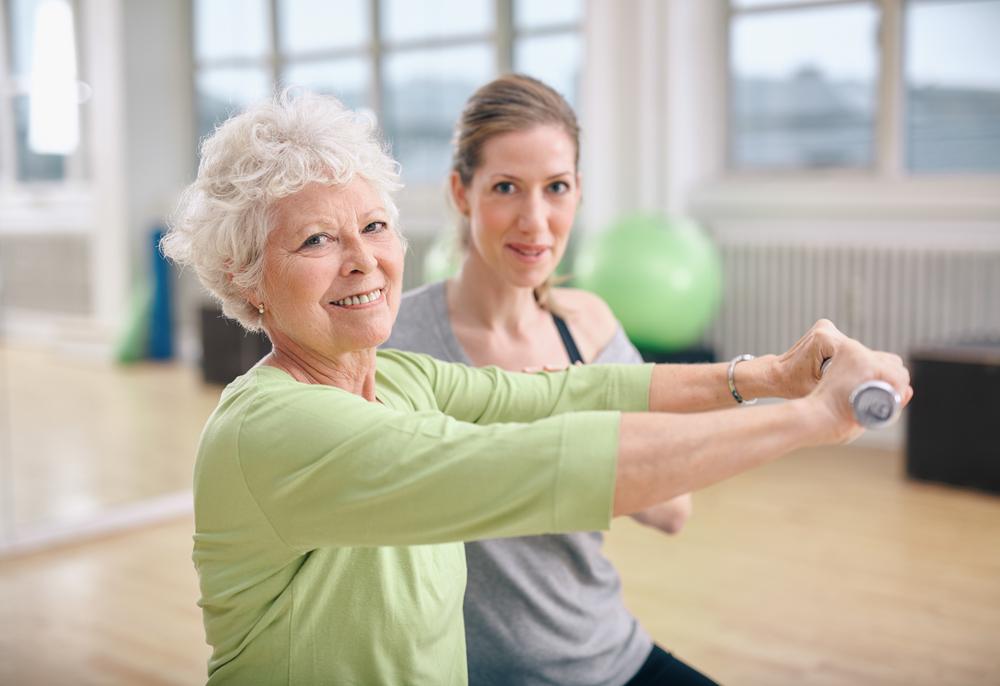 La kinésiologie au service des aînés