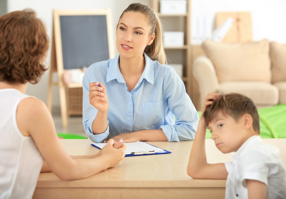 Psychoeducation services for families