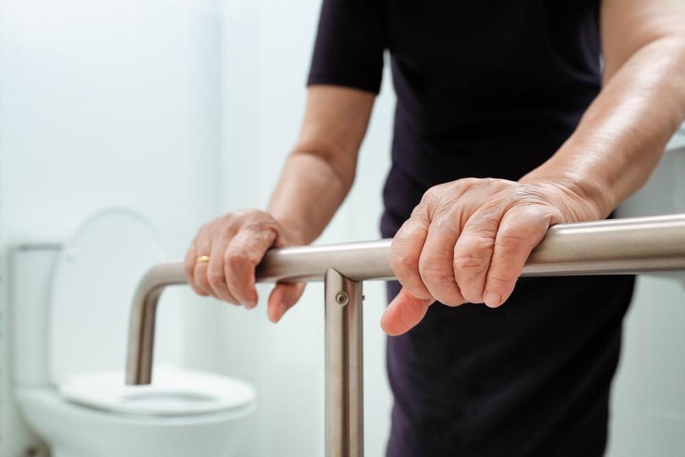 Adaptation d'une salle de bain en ergothérapie