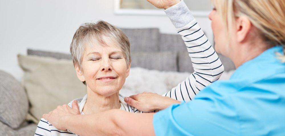 Une intervention en physiothérapie