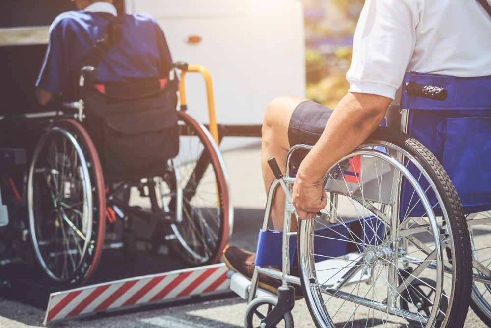 Paratransit: assessment & application for admission