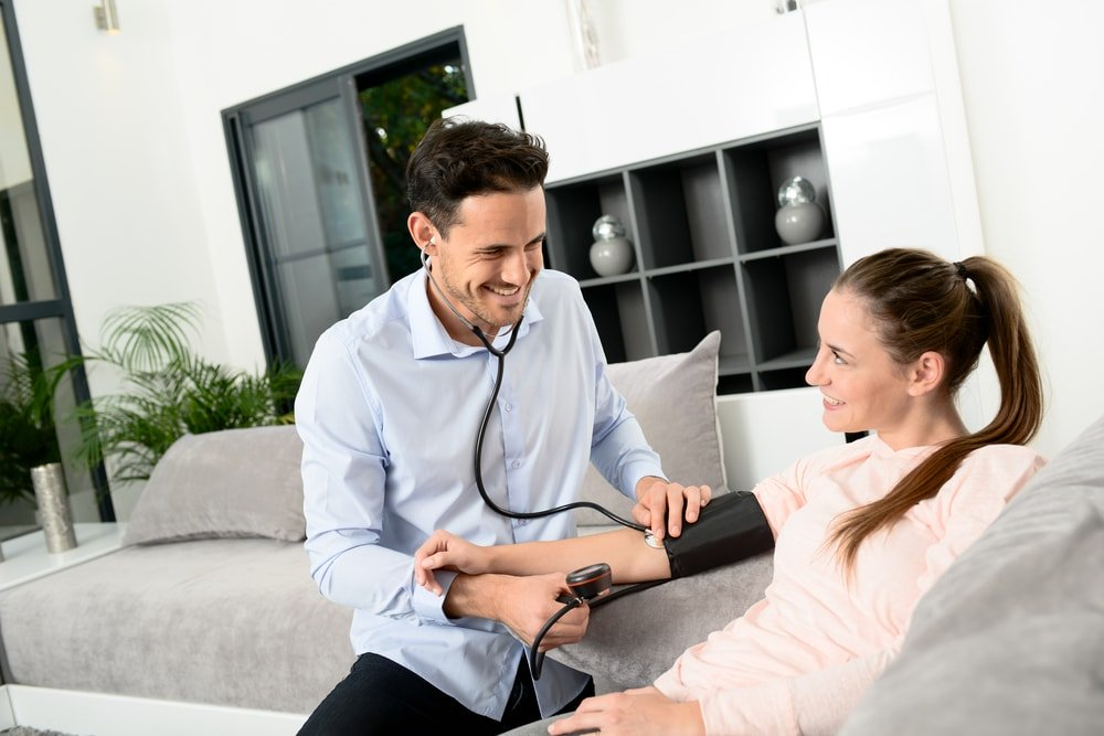 Homecare physicians intervention