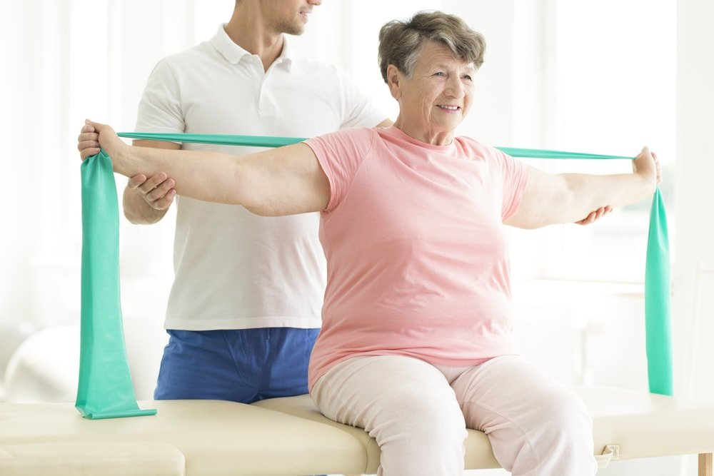 Physical therapy can help in case of neurodegenerative diseases