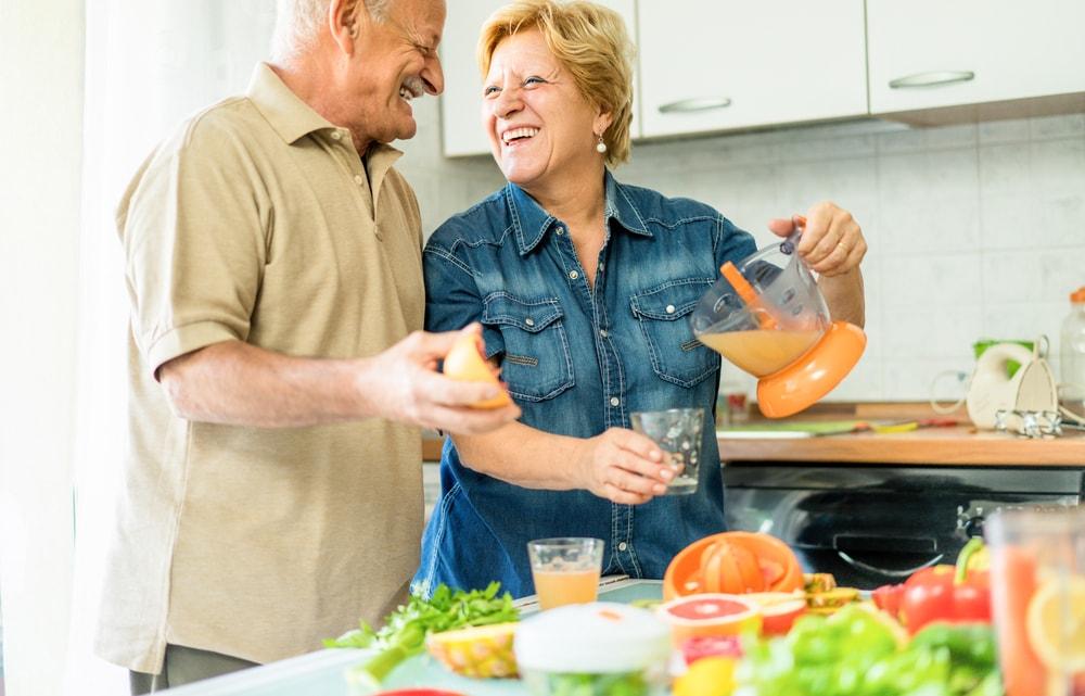Conseils d'une nutritionniste pour bien s'alimenter en vieillissant