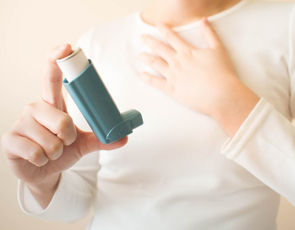 Respiratory therapy_asthma