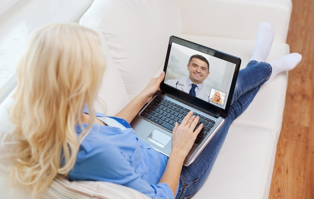 Telemedicine: get medical advice without leaving your home
