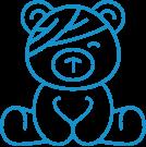 toy-teddy bear-pediatrics
