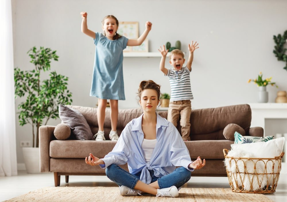 Garder l'équilibre lorsqu'on est parent